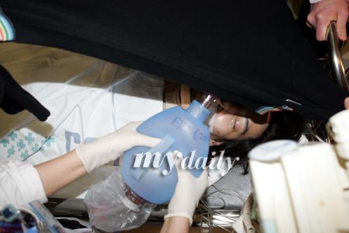 Suju Car Accident Heechul
